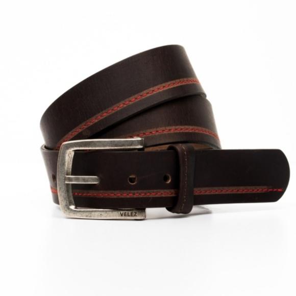 4dcc72e89b Velez Genuine leather Belt. M 5baac889c89e1dd8eb618f2b